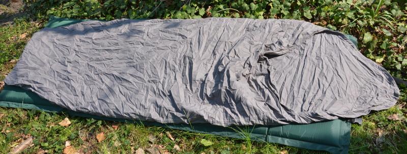 selbstgenähtes Schlafsack-Inlett