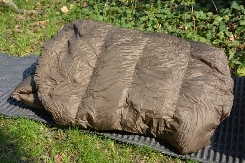 Schlafsäcke zur Aufbewahrung