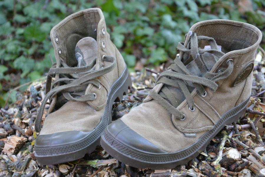 desert boots - Wanderschuh für trockene Gegenden
