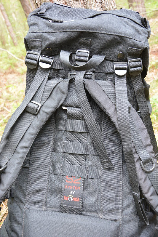 Rucksack - Tragesystem