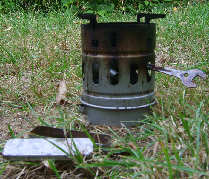 Benzinkocher Juwel - Campingkocher