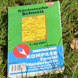 Wander - Karte