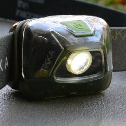 Stirnlampe Petzl