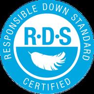 RDS - Siegel des Responsible Down Standard