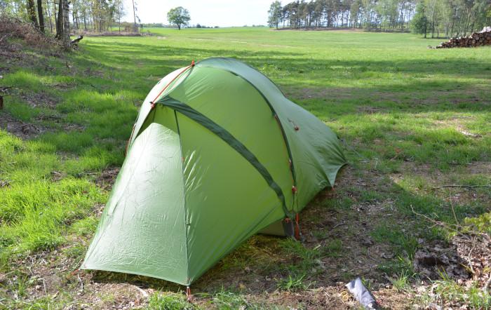 Leicht-Zelt 1-2 Personen