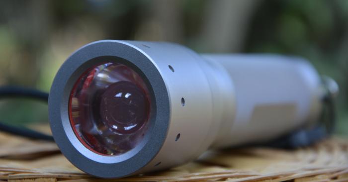 Stab Taschenlampe ledlenser SL-pro 300