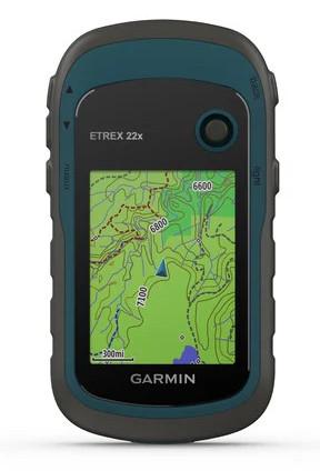 outdoor GPS Gerät Garmin eTrex 22 zum Wandern
