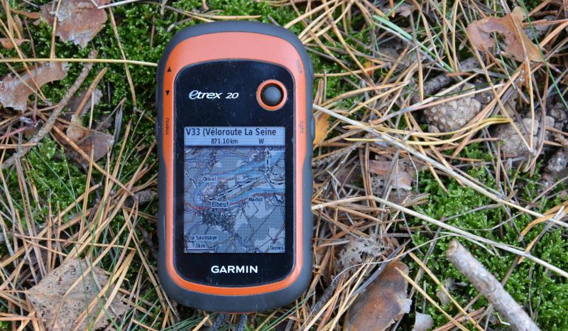 GPS Geräte Garmin eTrex